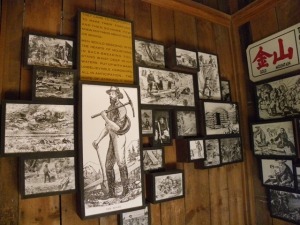 Miner's Plaque Wall