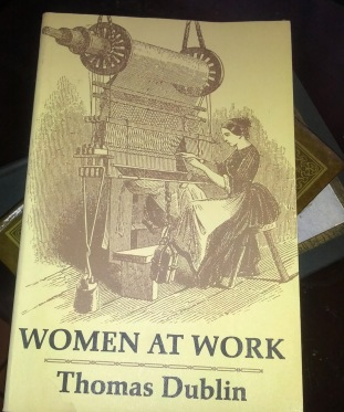 Women at Work by Thomas Dublin