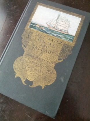Salt Water Poems and Ballads by John Mansfield